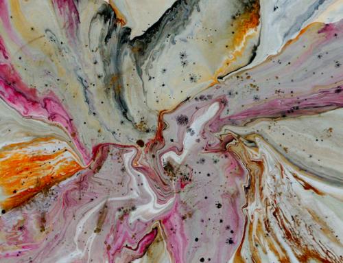 Fleur Entomophile – 60 cm x 80 cm