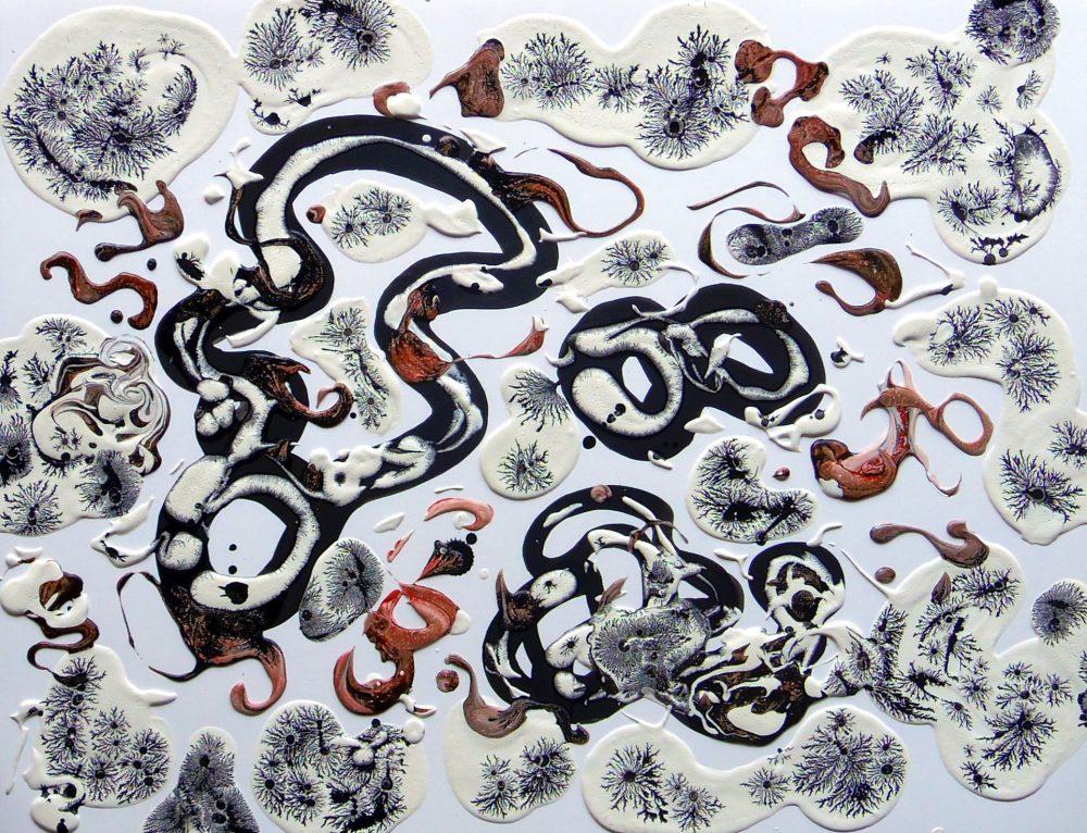 Le Chien qui Dort – 50 cm x 65 cm