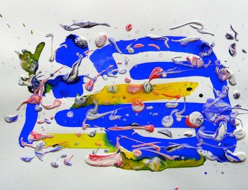 Les Sabias – 21 cm x 31 cm