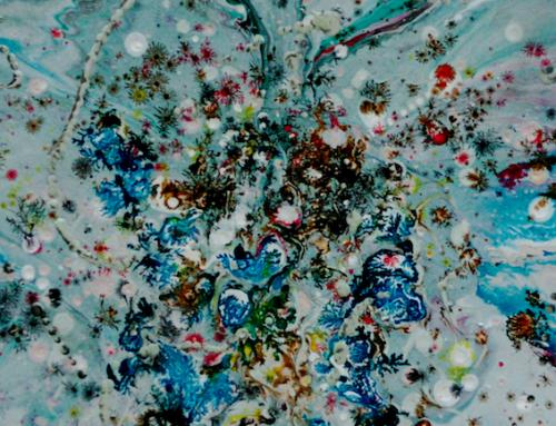 Pollinisation – 60 cm x 80 cm